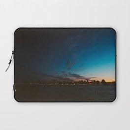 Halifax, Nova Scotia, Canada, skyline at sunset Laptop Sleeve