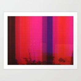 Color and Light II Art Print