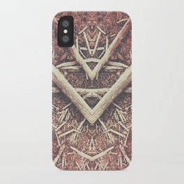 Bones of the fathers iPhone Case