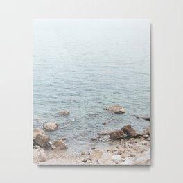 Mediterranean Sea IV Metal Print