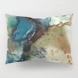 Winter Gold Pillow Sham