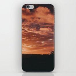 Sunrise In Roundwood iPhone Skin