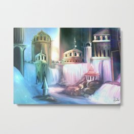 Fairytale Nights Metal Print