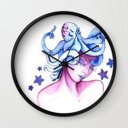 Underwater Dreams Wall Clock