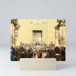 Feeling The Bern in San Diego, CA Mini Art Print