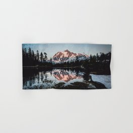 End of Days - Nature Photography Hand & Bath Towel