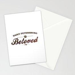 Beloved city Stationery Cards