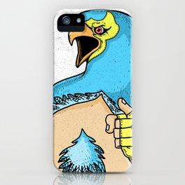 El Eaglo iPhone Case
