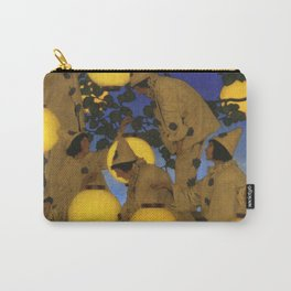 The Lantern Bearers by Maxfield Parrish Carry-All Pouch