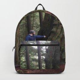 Old(er) Growth Tree Backpack