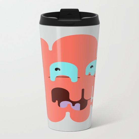 Why Not Melt? Metal Travel Mug