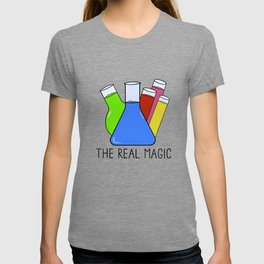 Science - The Real Magic T-shirt