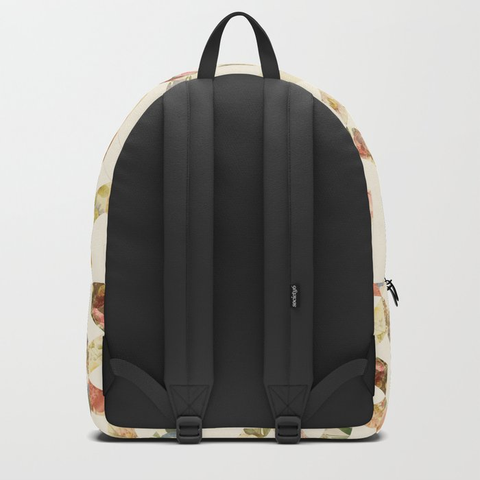 Keziah - Flowers Backpack