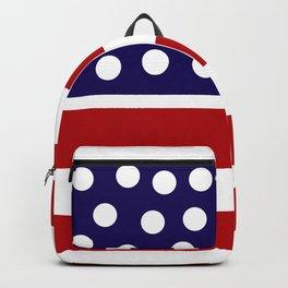American design! USA flag #society6 #decor #buyart #artprint Backpack