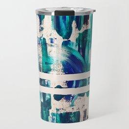 """Waves"" Collaborative Study Travel Mug"