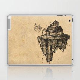 Floating Home Laptop & iPad Skin