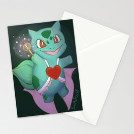 Magical Girl Leaf Type Stationery Cards