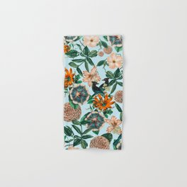 Forest Birds #nature #tropical Hand & Bath Towel