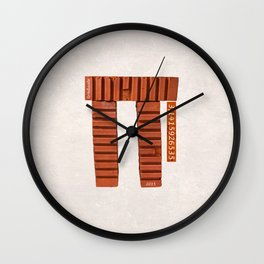 Graduation 2015 Wall Clock