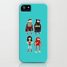 Adventure League iPhone Case
