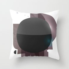SHAPES Throw Pillow