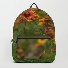 Indian Blanket Backpack