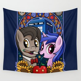 Ponies are Cool Wall Tapestry