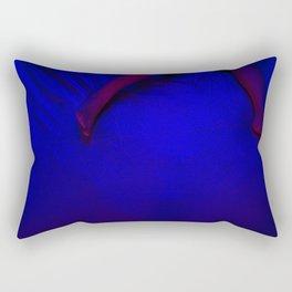 Night swimming Rectangular Pillow