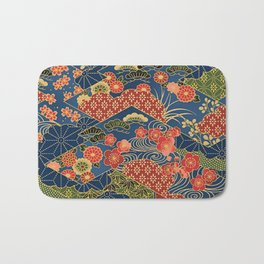 Japan Quilt Bath Mat