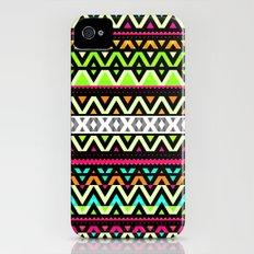 Neon Mix Slim Case iPhone (4, 4s)