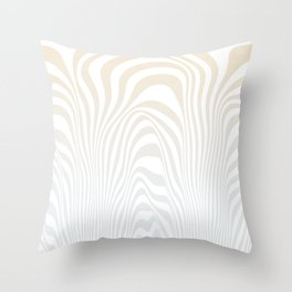 Pulling Throw Pillow
