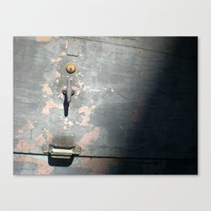 Urban Light and Shadow Canvas Print