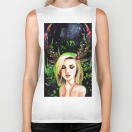 Earthly Blessings Biker Tank