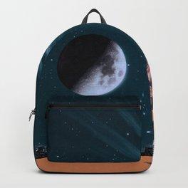 Afraid of Everyone Backpack