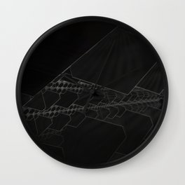 TeethTWO Wall Clock