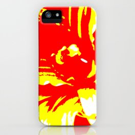 Fireflower iPhone Case