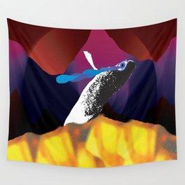 Pleure poisson Wall Tapestry