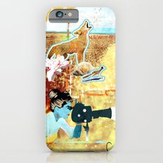 I HEART DESERT FILM iPhone 6s Slim Case