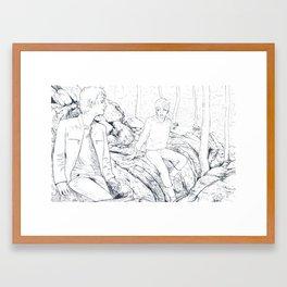 2- Framed Art Print