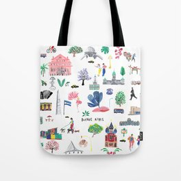 BUENOS AIRES Tote Bag