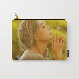 A Butterfly Me Carry-All Pouch