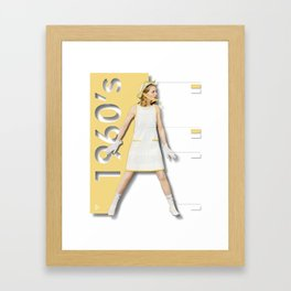 1960's Framed Art Print
