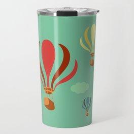 Hot Air Balloon Ride Travel Mug