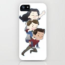 piggyback iPhone Case