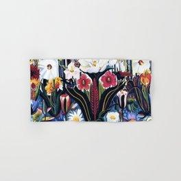 Italians Wildflowers by Joseph Stella Hand & Bath Towel