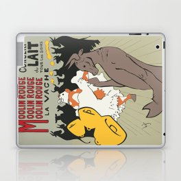 Moolin Rouge - This Cow Can Can Can Laptop & iPad Skin