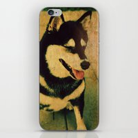 best friend iPhone & iPod Skins featuring Best friend by Truly Juel