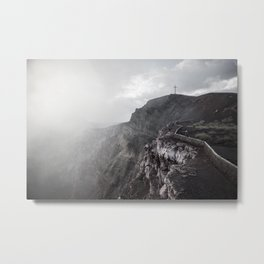 Nicaraguan Volcano  Metal Print