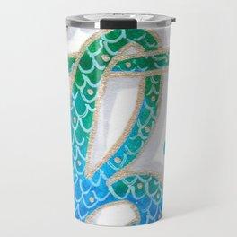 Mermaid Vibes Travel Mug