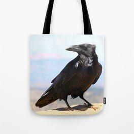 Bryce Canyon Raven Tote Bag